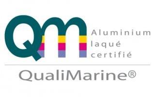 Solembra certifiée QualiMarine, le seul label qui garantit la qualité des produits en aluminium