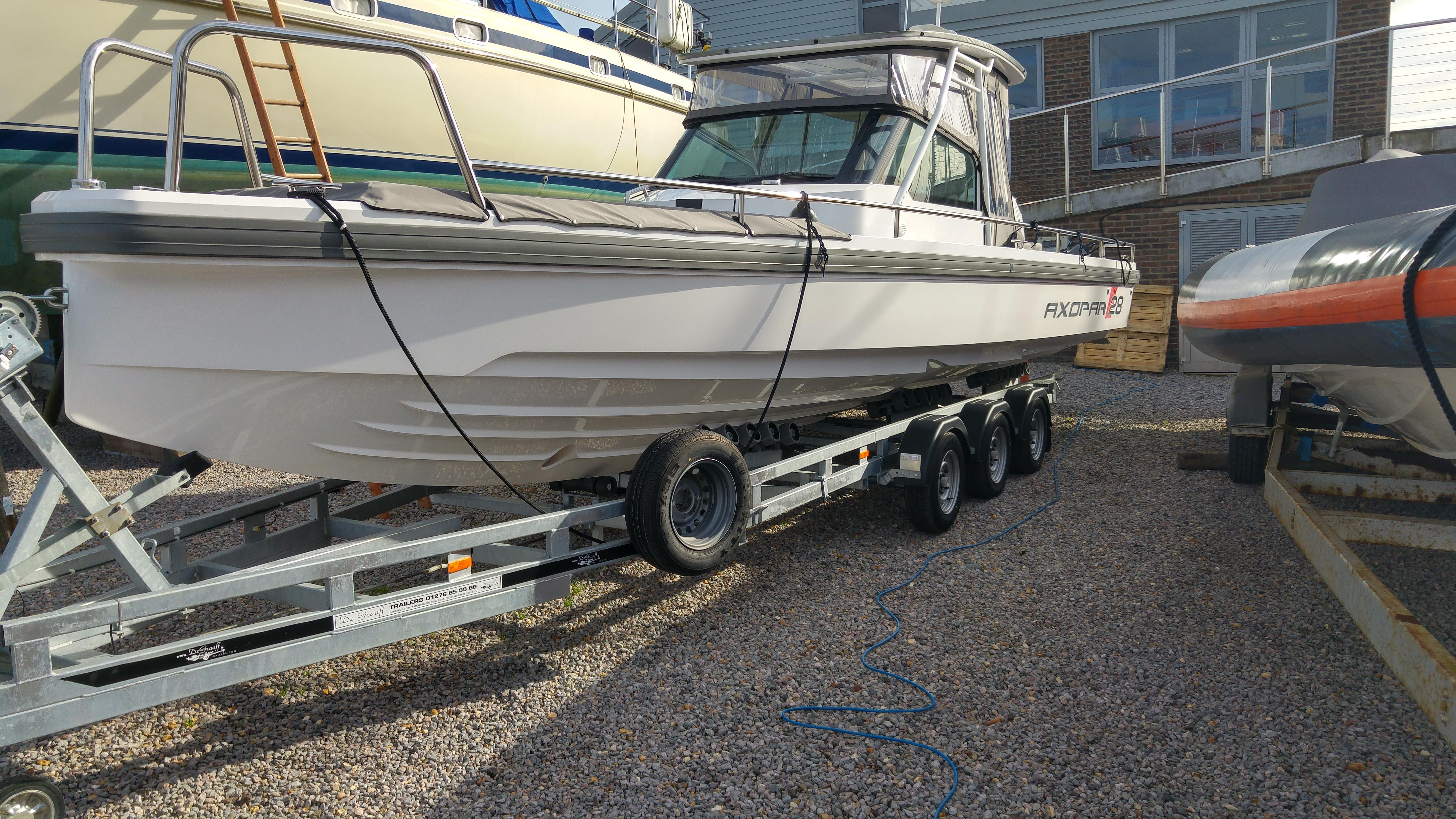Performance Motorboat