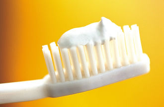 preventive toothbrush