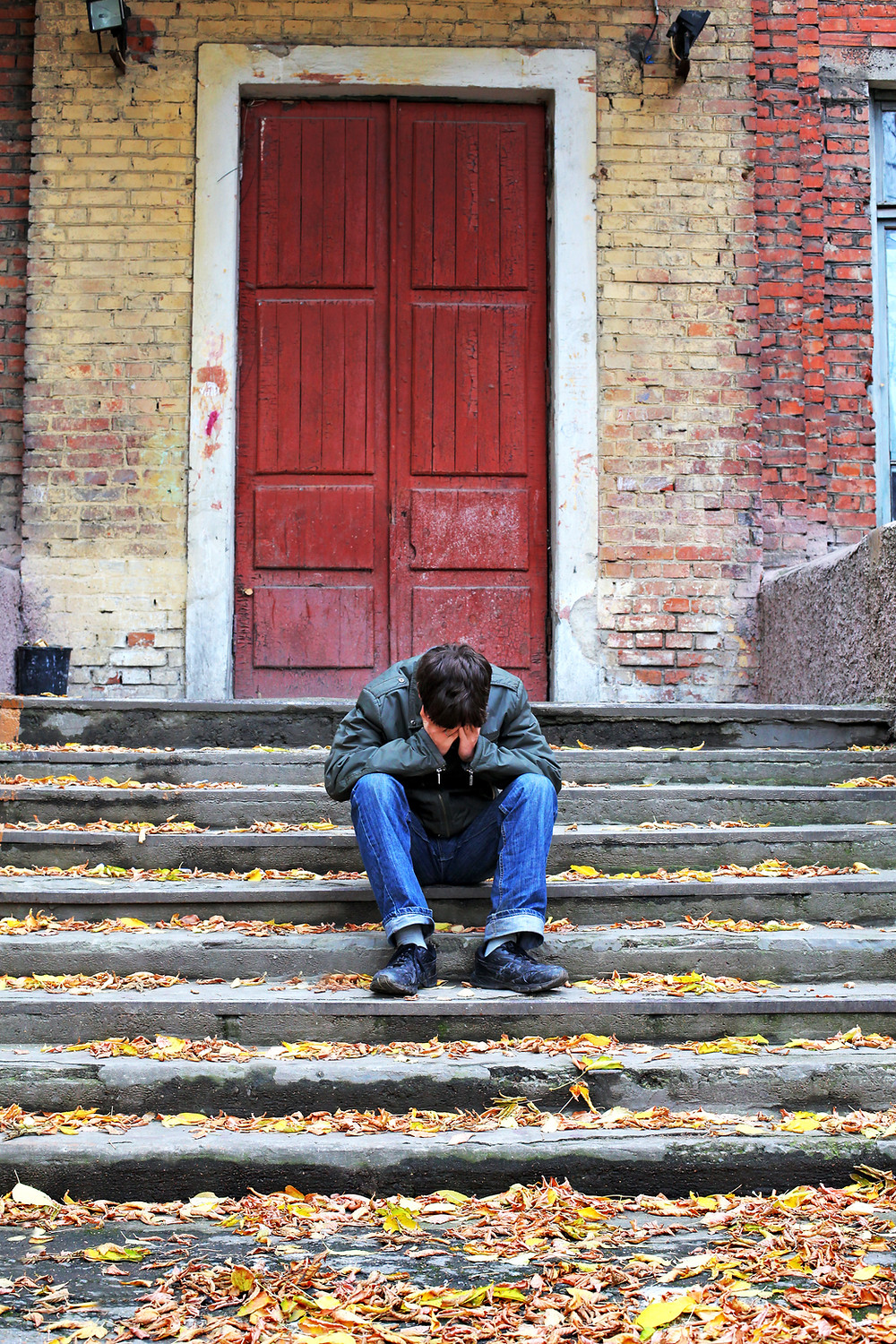 Ann Wrixon blog on foster youth homelessness