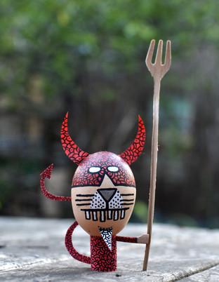 Easter Devil
