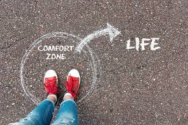 AskYourself These Questions, If You Want  To Get Out Of Your Comfort Zone