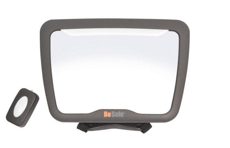 Lusterko do obserwacji dziecka XL² z lampką LED