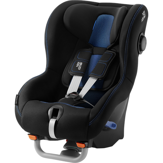 BRITAX ROMER MAX-WAY PLUS - 9-25kg (Grupa 1/2) WERSJA COOL FLOW