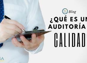 ¿Qué es un auditoría de #CALIDAD?