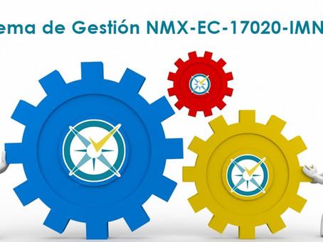 Etapas para implementar un sistema de gestión NMX-EC-17020-IMNC-2014