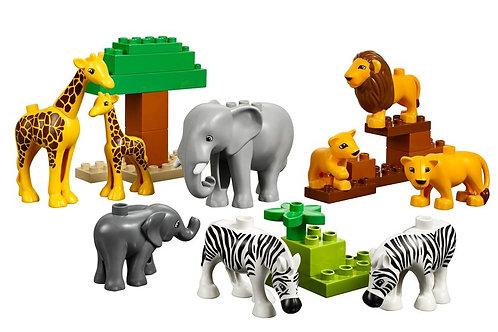 Wild Animals Set by LEGO® Education