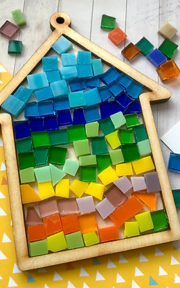 Набор для мозаики «Домик»