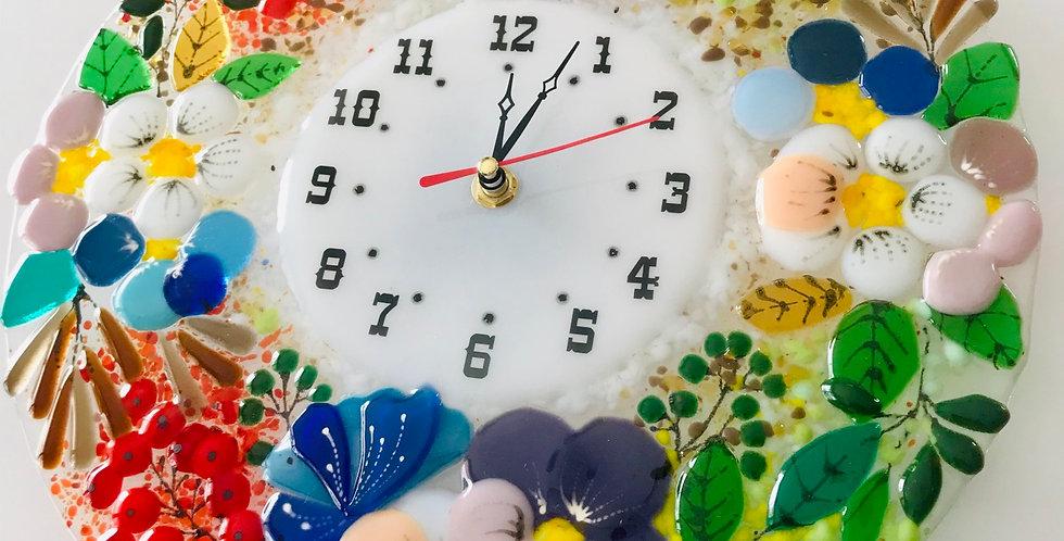 "Настенные часы ""Летние"""