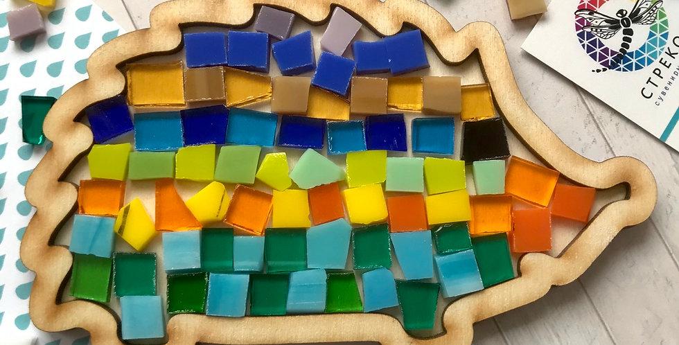Набор для мозаики «Ёжик»