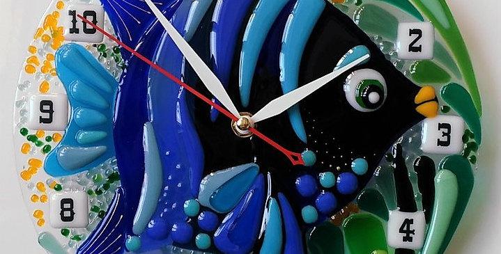 """Настенные часы """"Рыбка"""""""