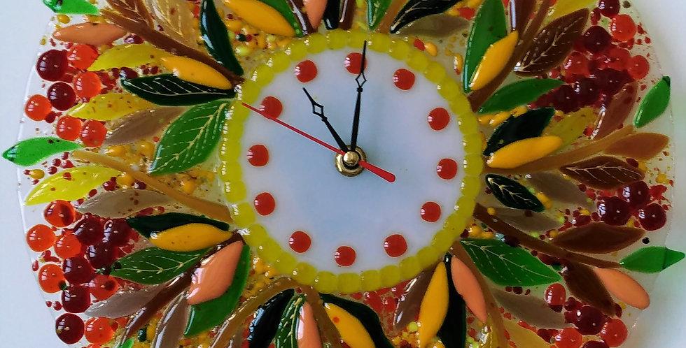 """Настенные часы """"Рябинка"""""""
