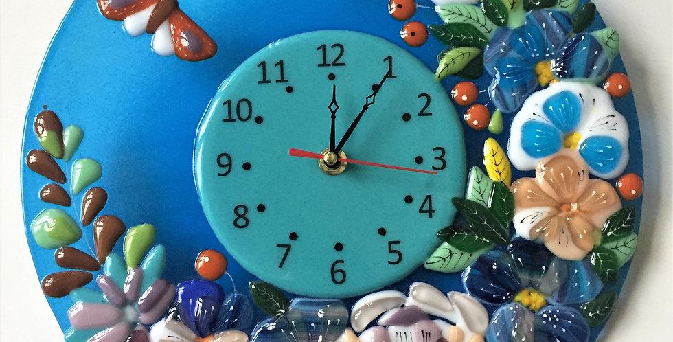 """Настенные часы """"На поляне"""""""