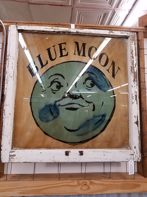 Blue Moon Window