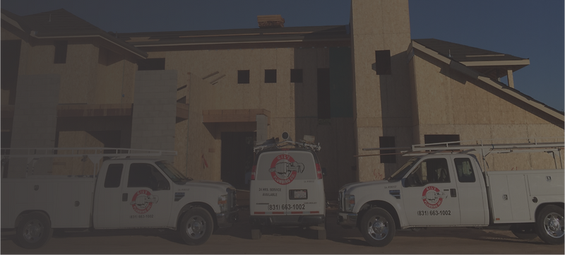 GILS PLUMBING INC, Providing Residential and commercial plumbing Services for Monterey County, San Jose, Salinas and Santa Clara