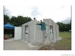 Schaffe, schaffe Häusle bauen