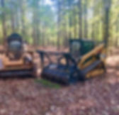 Forestry Mulching and Brush Clearig for Residential customers in Atlanta, GA