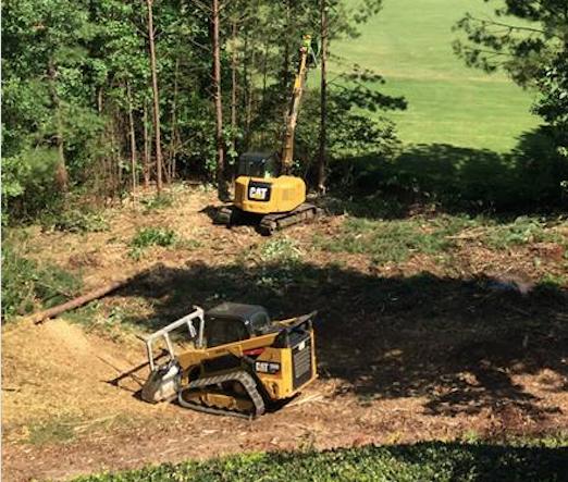 Southern Tree Mulchers-Land Clearing and Prep Atlanta Macon Augusta Ga
