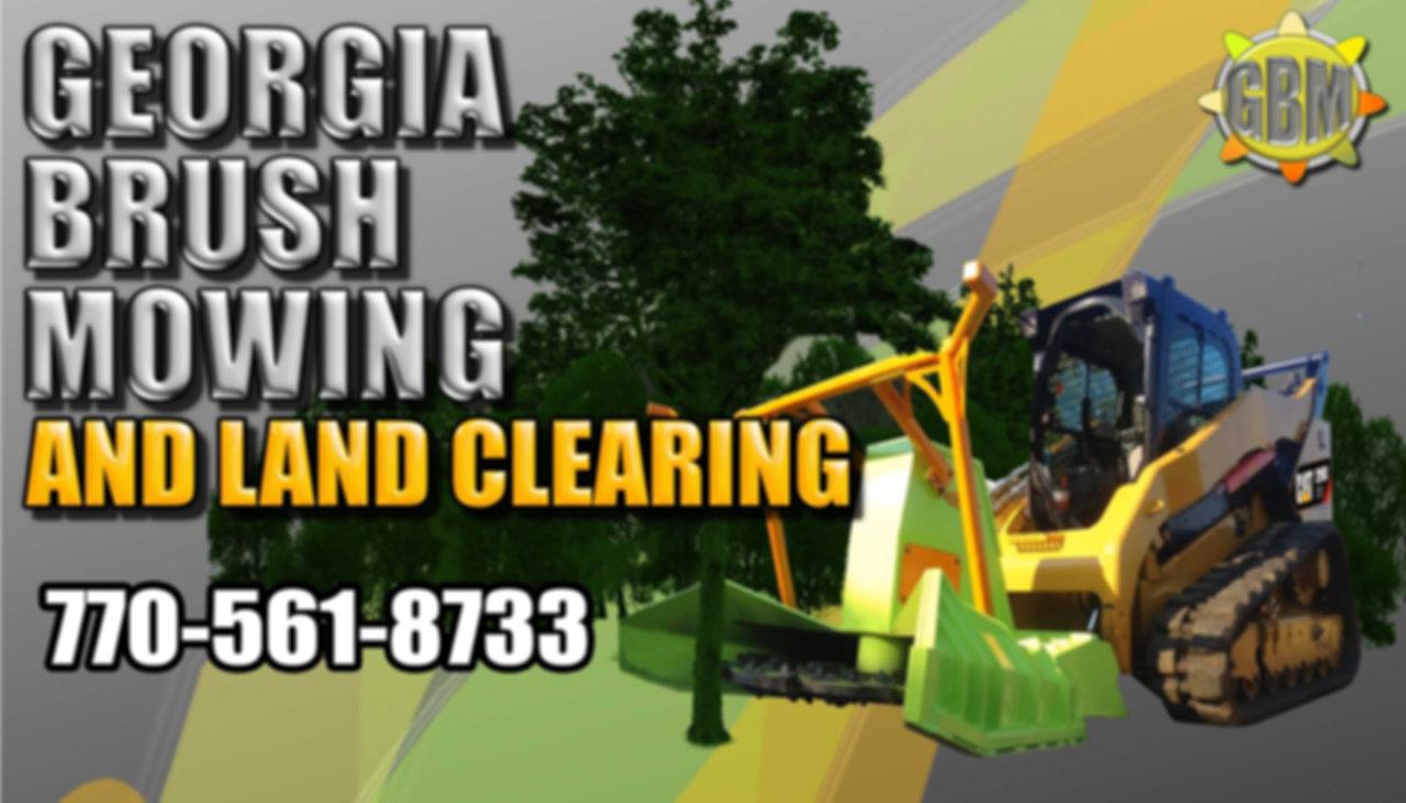GA land clearing
