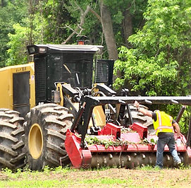 Georgia Brush Mowing and Land Clearing-Large and Small Acreage