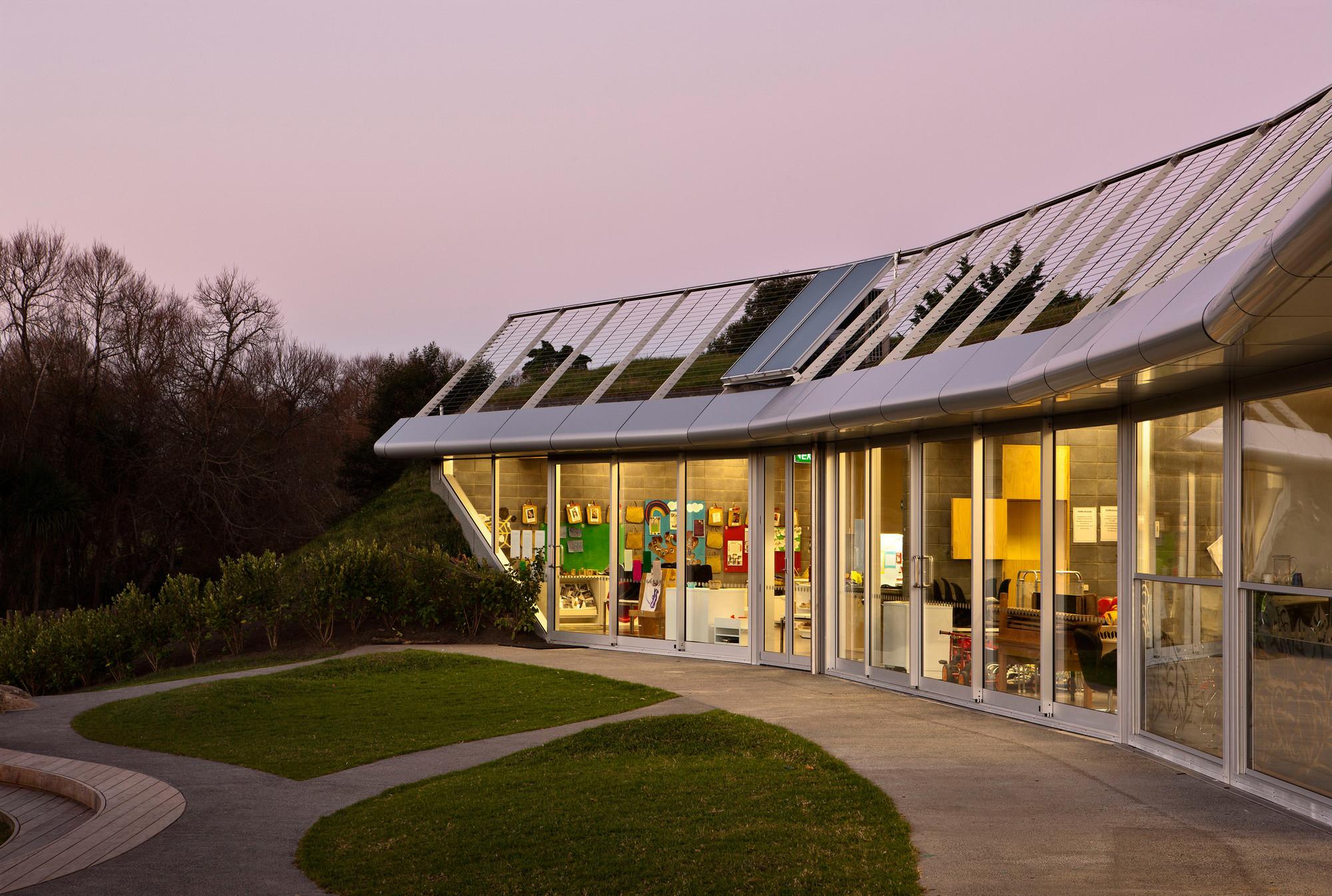 Escuela infantil Nueva Zelanda