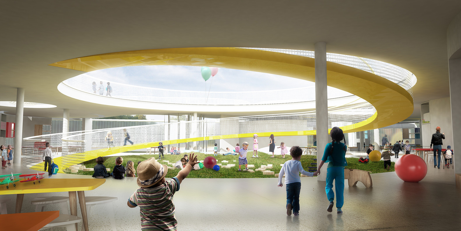 Escuela Infantil Bogotá