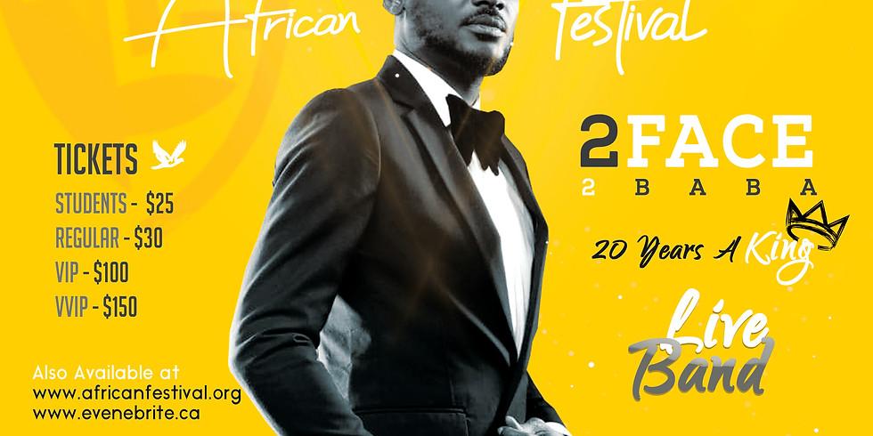 OTTAWA AFRICAN FESTIVAL - 10TH ANNIVERSARY