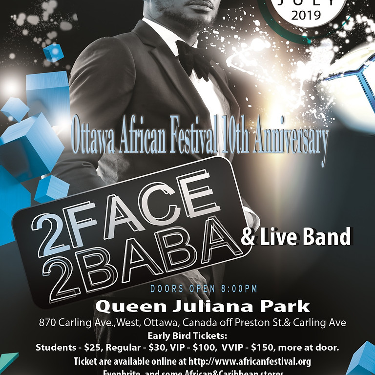 OTTAWA AFRICAN FESTIVAL