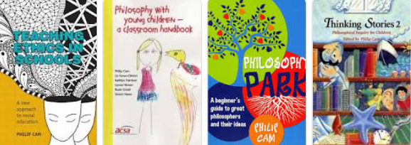 Books Phil Cam Philosophy For / With Children