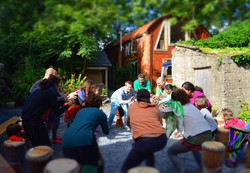 Fun team building workshops for Ireland