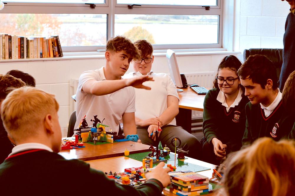 philosophy ideas in lego blocks Lego-Logos