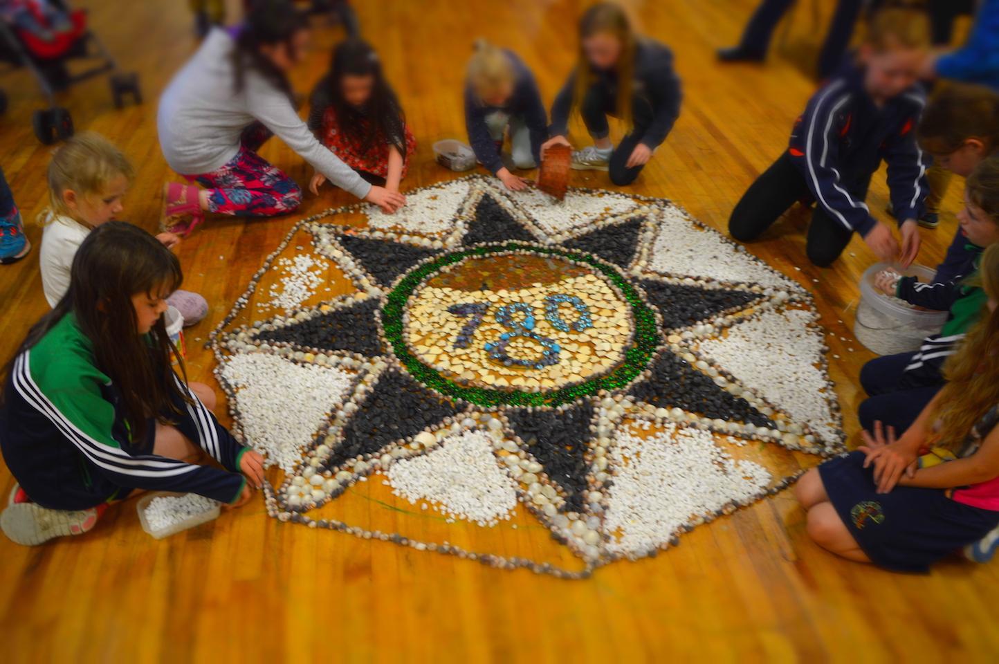 Mandala Loughrea Medieval Festival