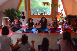 Sasa Dance for Children