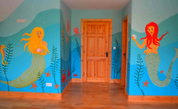 Murals for schools and homes
