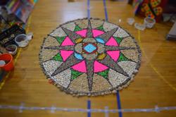 Mandala at Youth Fair Roscommon