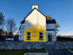 Art mural for your community, artistic mural Ireland