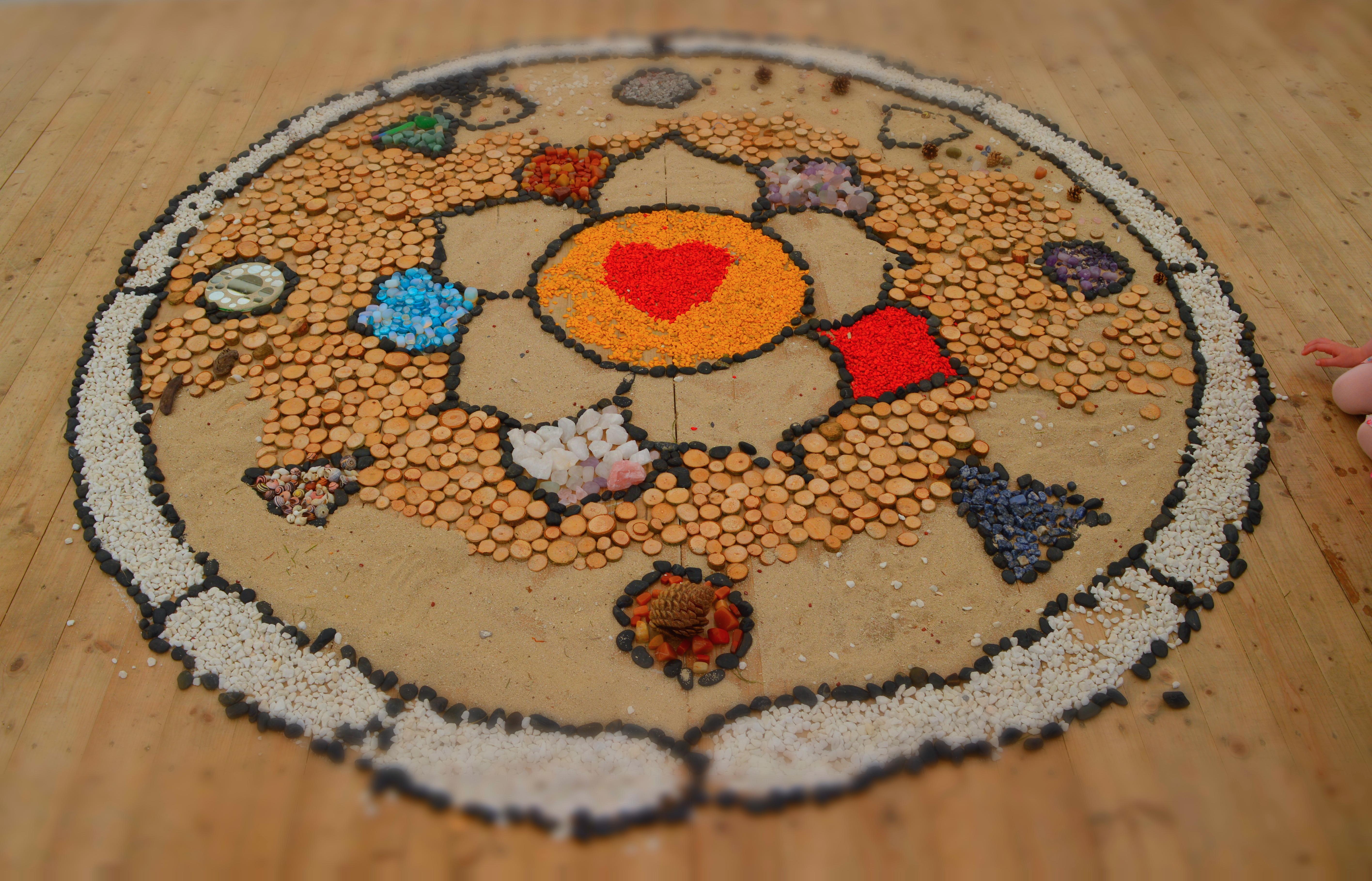 Mandala at Faile na Tuaithe 2015