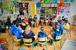 Creative Schools Drumming