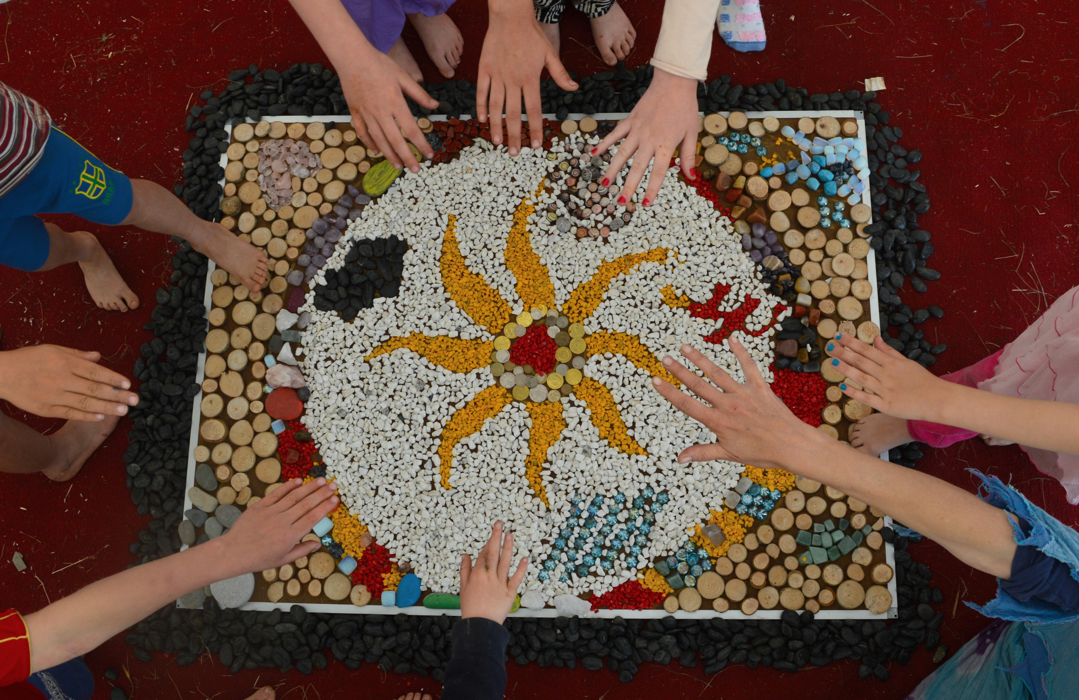 Mandala at Earthsong 2015