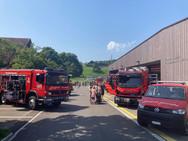 Willkommen am Tag der Feuerwehr