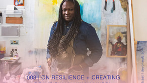 On Resilience + Creating Beautifully Human Work with Lanecia Rouse Tinsley
