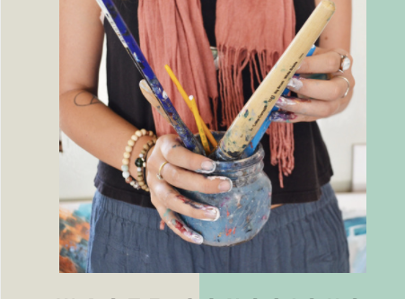 Having A Minimal Waste Art Practice: A Conversation with Nicole Young