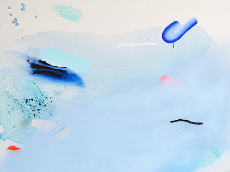 """Preview of My Upcoming Show, """"Inner Space"""""""