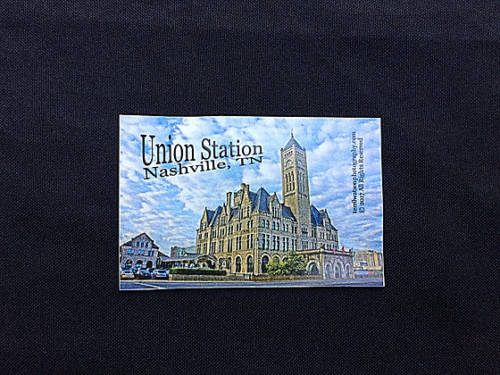 Union Station Hotel Refrigerator Magnet Small