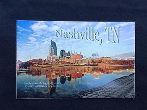 Nashville Riverfront Souvenier