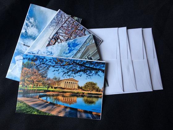 4 Pack Terri's Nashville Note Cards