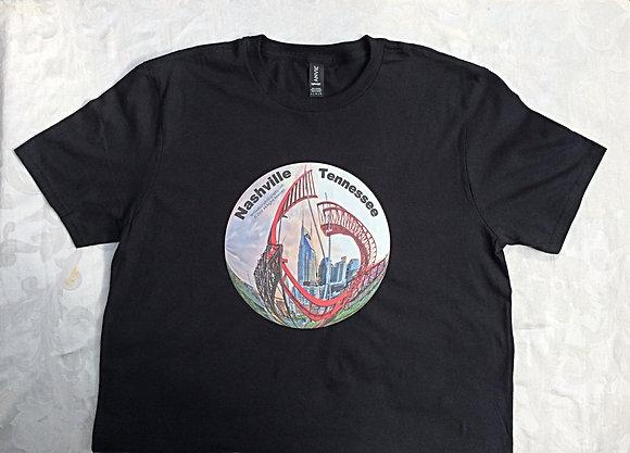 Nashville Black T-shirt #4