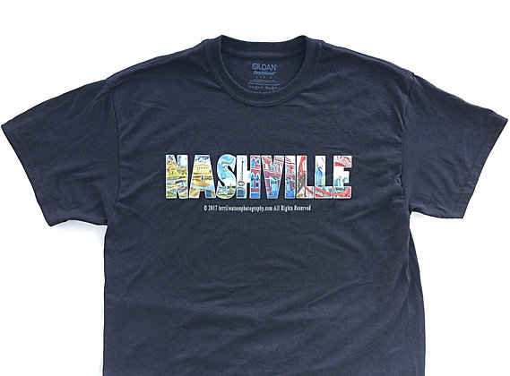 THE  Nashville  T shirt #5