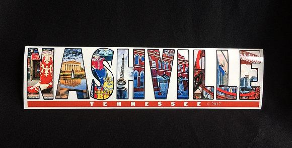 Nashville the Car Magnet