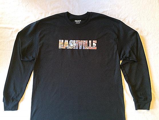 LONG SLEEVE Nashville T shirt